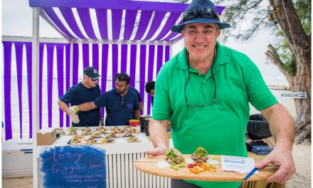 <em>Certified Angus Beef</em> <sup>®</sup> brand Featured at Cayman Cookout