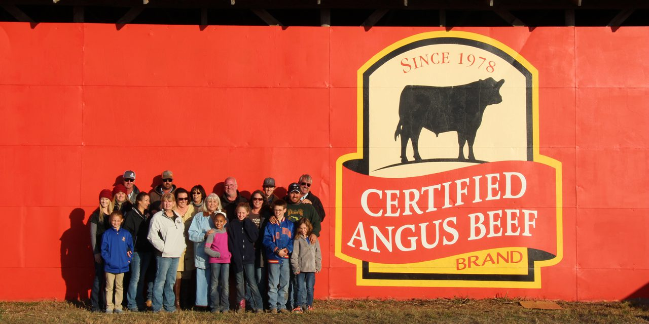 Brand the Barn: Baldwin Angus Ranch
