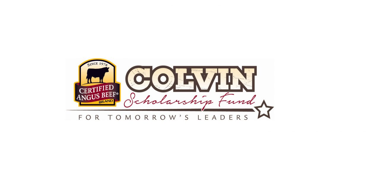 Colvin Scholarships Awarded to Young Leaders in Agriculture