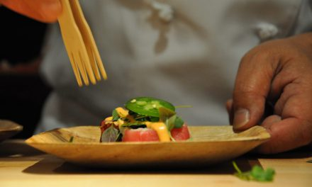 Breaking Boundaries with Beef, Sushi-Style