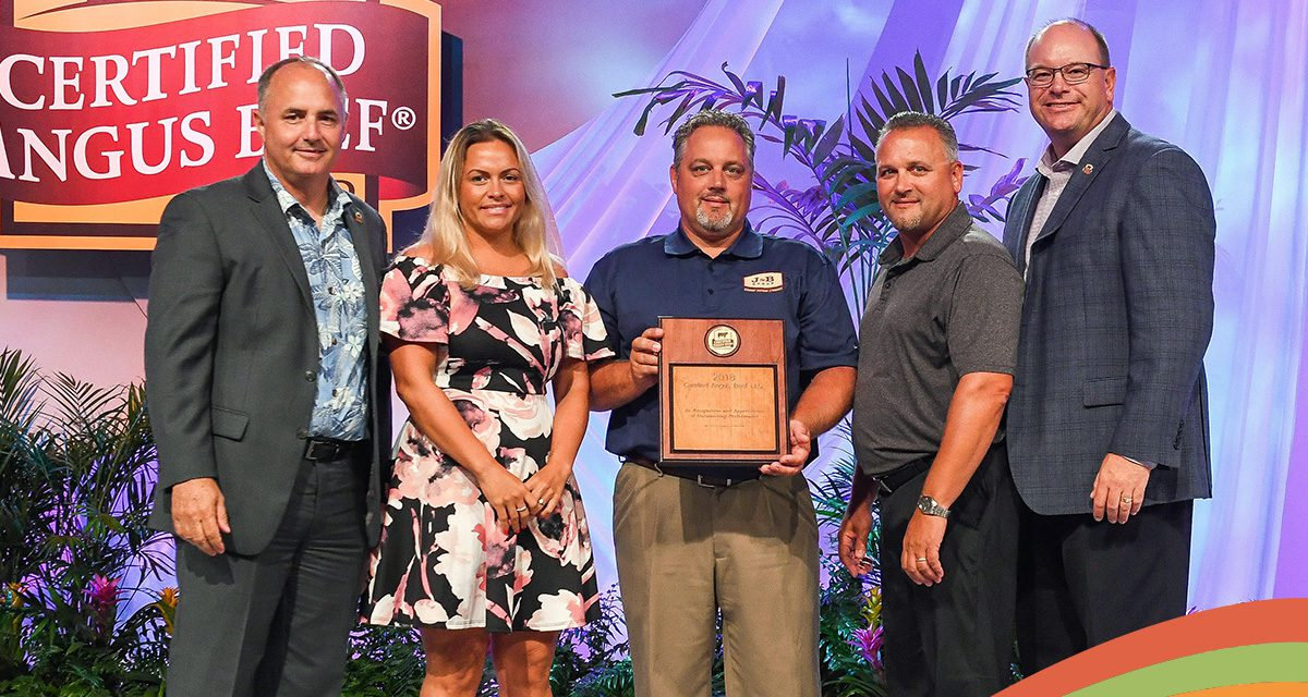 J&B Wholesale Distributing recognized for export sales