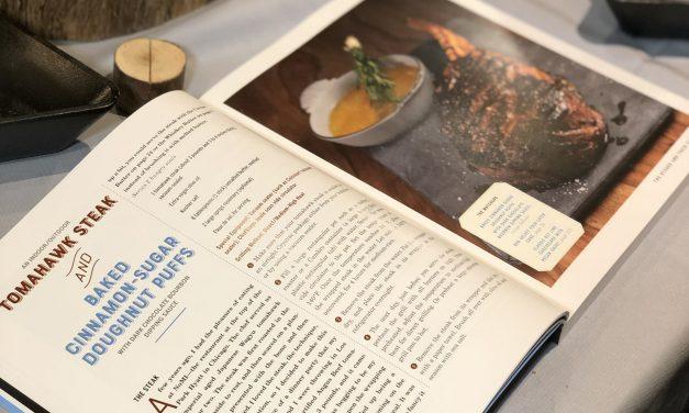 A Cookbook for Celebration: 'Steak and Cake'