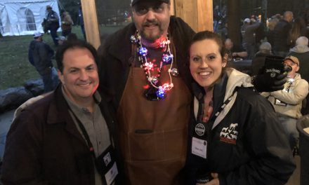 Barbecue Community Shares Ideas, Tradition