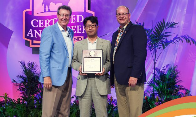 S Foods recognized for sales