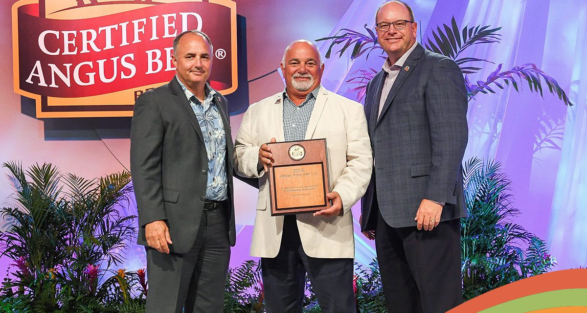 Sysco International Food Group recognized for export sales