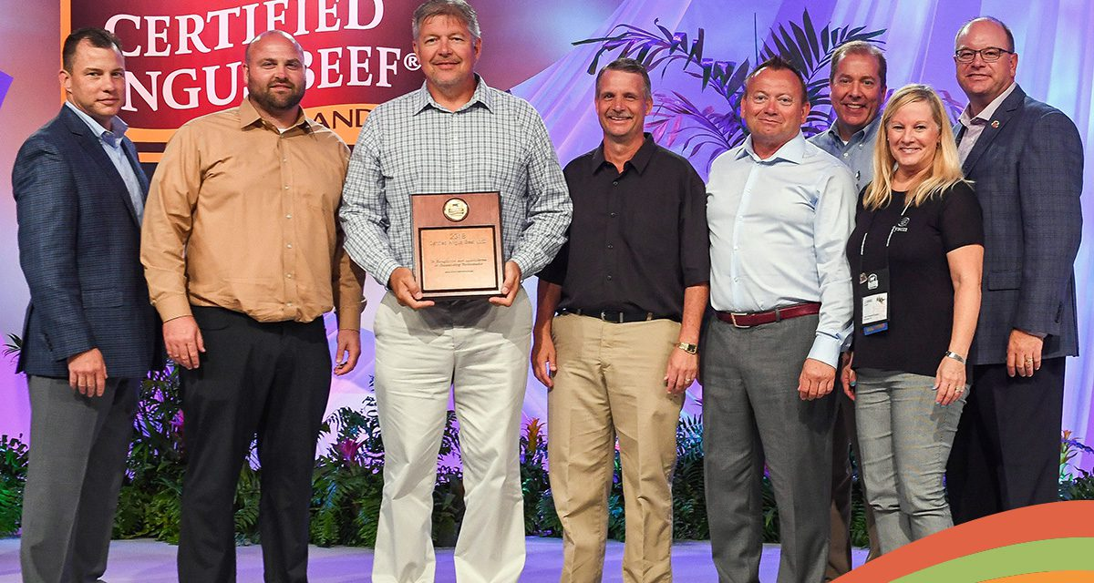Tyson Fresh Meat recognized for sales,  certification