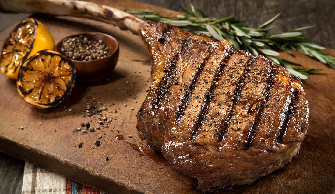 Steakhouse Icons Share How to Enjoy the Perfect Steak