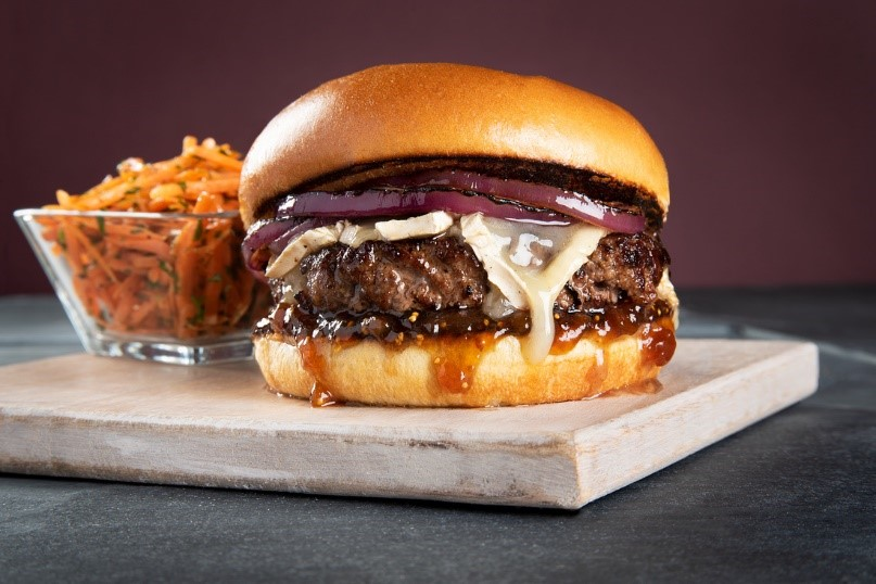 Seven Spectacular Chef-Crafted Burgers