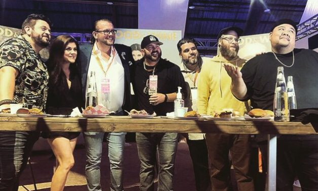 Behind the Scenes of the L.A. Food and Wine Festival