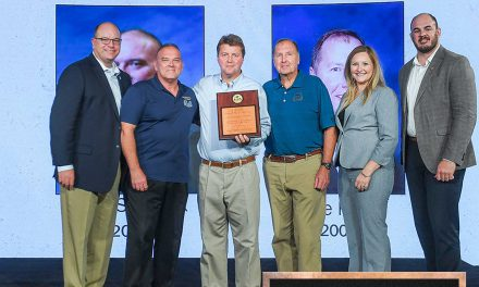 Blue Ribbon Meats Honored for Dedication to Excellence