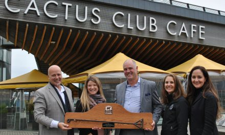 Cactus Club Café Recognized for Beef Marketing