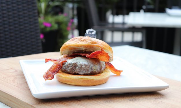 The Most Intense Dry-Aged Burger You'll Ever Taste