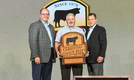 JBS-USA LLC Recognized for Beef Sales