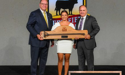 Stella Recognized for Beef Marketing