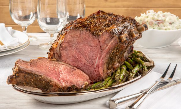 Celebrate the Season with a Prime Rib Roast