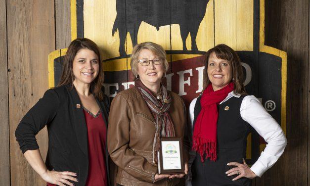 Certified Angus Beef LLC receives Healthy Worksite Award