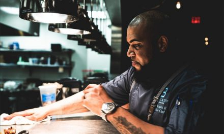 What a Chef Wants: Venoy Rogers III