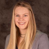 Kaylee Greiner, Christiansburg, Va. – Texas A&M University