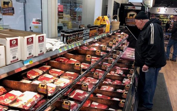 Understanding the beef supply chain and the price changes in the store