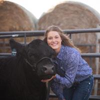 Natalie Hawkins, Atwood, Kan. – Oklahoma State University