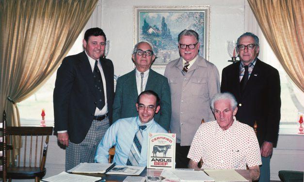 Meat scientist VanStavern remembered with mentorship