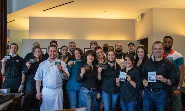 #RestaurantChallenge Doubles Weekly Winners