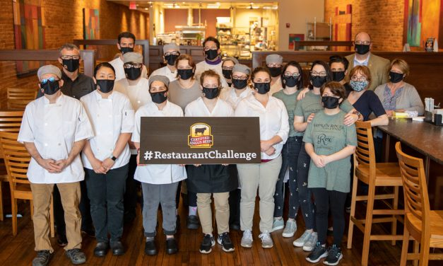 #RestaurantChallenge Weekly Winners